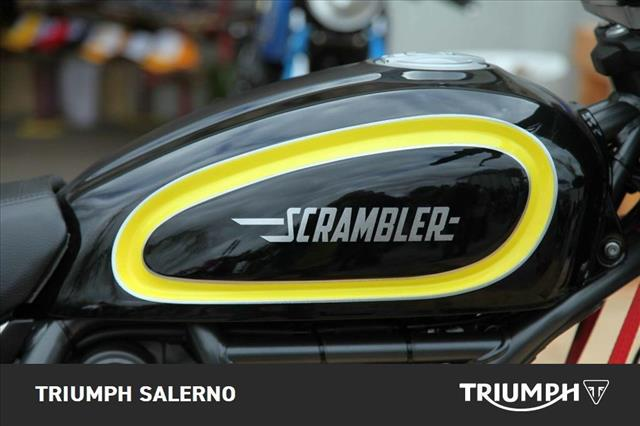 Ducati Scrambler Icon (Yellow)